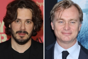 Edgar Wright Christopher Nolan