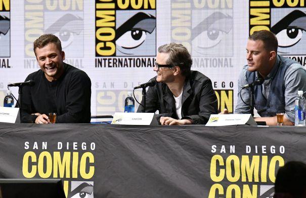Kingsman: The Golden Circle Comic-Con