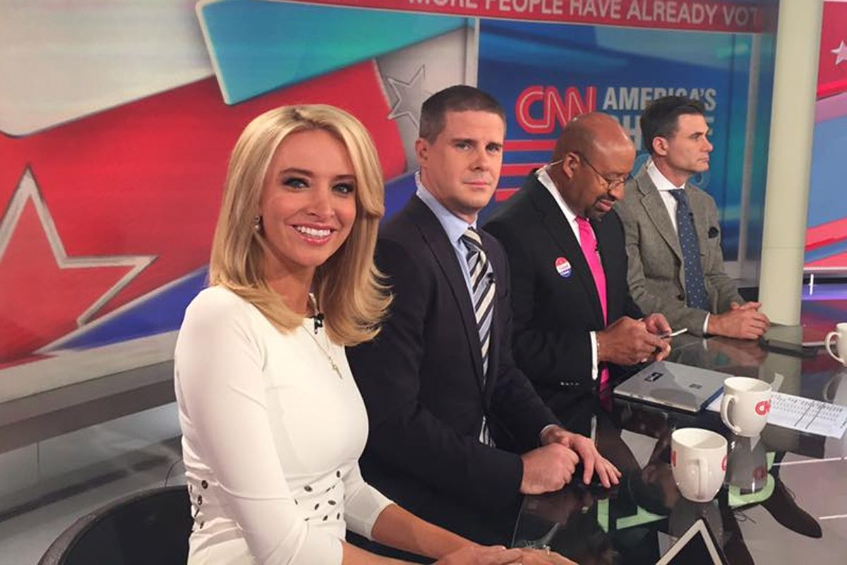 Cnn S Donald Trump Surrogate Kayleigh Mcenany Named Gop Spokesperson Deadline