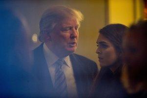 Donald Trump Hope Hicks