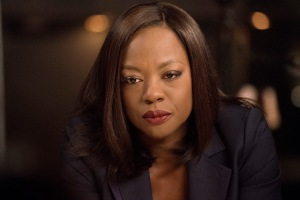 "HOW TO GET AWAY WITH MURDER - ""I'm Going Away"" - In the wake of Wes' tragic death, Annalise returns to her family home to pick up the pieces of her shattered life, and realizes that, in order to rebuild, she must make a tough and shocking decision. Meanwhile, ""the Keating 4"" all face an uncertain future while Laurel becomes obsessed with finding out what actually happened to Wes the night he died. In a flash-forward, a terrifying crime is committed and everyone is a suspect on the highly anticipated season four premiere of ""How to Get Away with Murder,"" THURSDAY, SEPTEMBER 28 (10:00-11:00 p.m. EDT), on The ABC Television Network. (ABC/Mitch Haaseth) VIOLA DAVIS"
