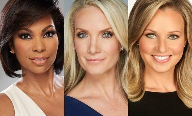 Fox News Channel New Daytime Lineup Harris Faulkner Dana Perino Sandra Smith Deadline