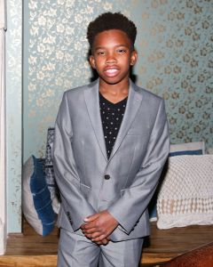 Mandatory Credit: Photo by David X Prutting/BFA/REX/Shutterstock (8435138cl) Jaden Piner Common's 3rd Annual: Toast To The Arts, Ysabel, West Hollywood, USA - 24 Feb 2017