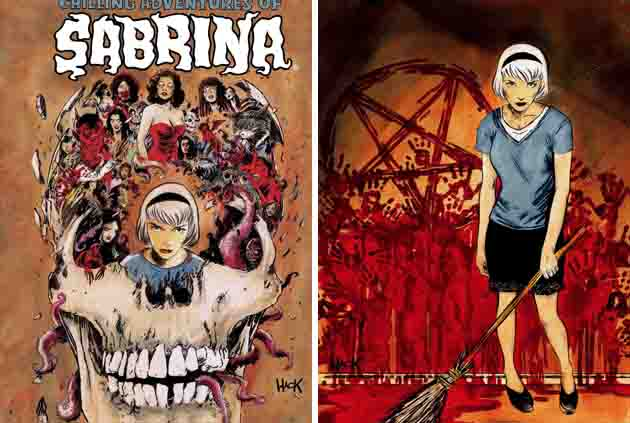Sabrina The Teenage Witch Series Picked Up By Netflix Deadline