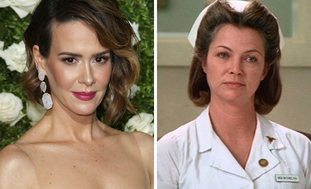 Ryan Murphy Nurse Ratched Origin Series W Sarah Paulson Set Netflix Deadline