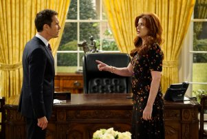 Will & Grace Eric McCormack Debra Messing
