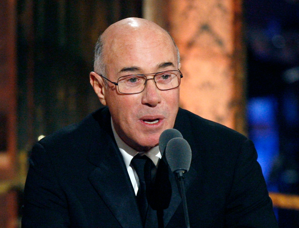 David Geffen Gives 0M Gift To Yale School Of Drama, Allowing A Tuition-Free Ride For Its Students