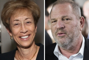 Patty Glaser Harvey Weinstein