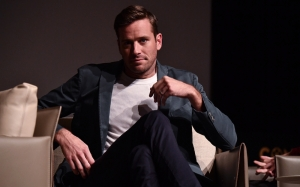 Armie Hammer, Sony Pictures Classics 'Call Me By Your Name' panel, THE CONTENDERS 2017, Los Angeles, USA - 04 Nov 2017