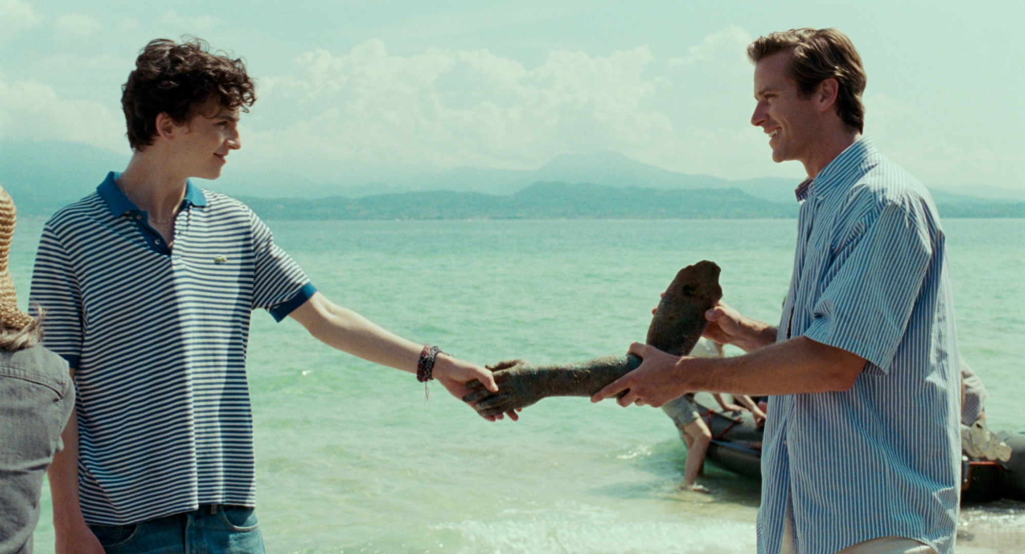 Call Me By Your Name' Sequel: Timothée Chalamet, Armie Hammer Returning:  Reports – Deadline