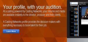 Casting Networks Website