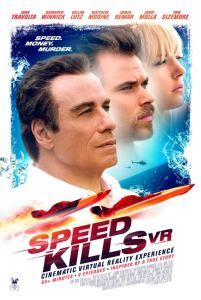 Speed Kills VR Poster
