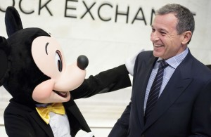 Bob Iger Mickey Mouse