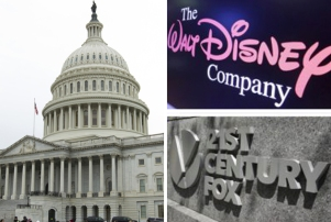Disney Fox Congress