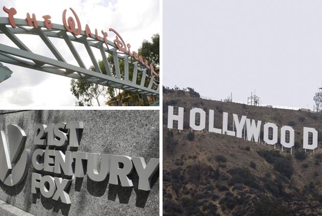 Disney Fox Hollywood