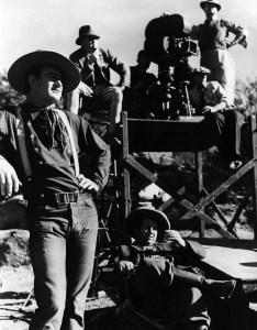 John Wayne Stagecoach John Ford