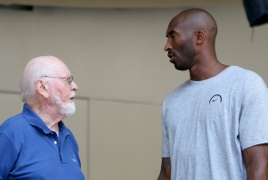 John Williams Kobe Bryant