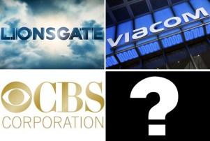 Lionsgate Viacom CBS Corp Question Mark