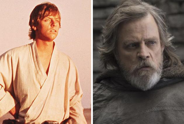 Mark Hamill Interviews Reveal 'The Last Jedi' Was Not His Vision Of Luke – Deadline
