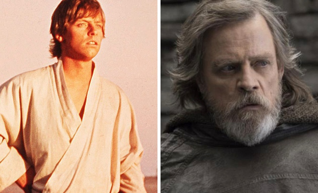Mark Hamill Interviews Reveal 'The Last Jedi' Was Not His Vision Of Luke – Deadline