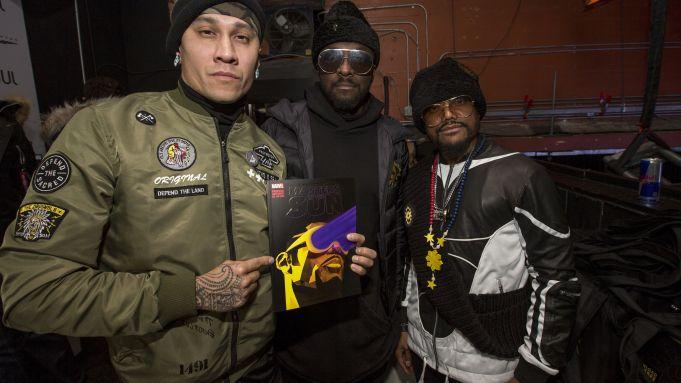 Black Eyed Peas Embrace VR Future