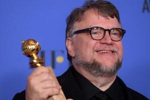 Guillermo Del Toro Golden Globes