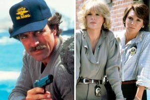 Magnum PI Cagney and Lacy