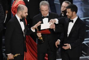 Oscar Best Picture Mistake
