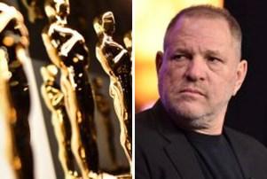 Oscars Harvey Weinstein
