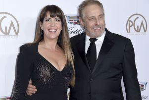 Patty Jenkins Charles Roven