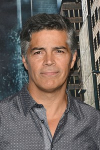 Mandatory Credit: Photo by Tony DiMaio/SilverHub/REX/Shutterstock (9139828at) Esai Morales Warner Bros. Pictures World Premiere of GEOSTORM, Los Angeles, USA - 16 Oct 2017