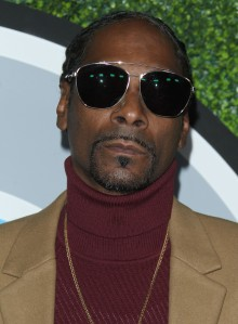 Mandatory Credit: Photo by Jen Lowery/SilverHub/REX/Shutterstock (9264798fw) Snoop Dogg GQ Men of the Year Awards Arrivals Los Angeles USA 07 Dec 2017
