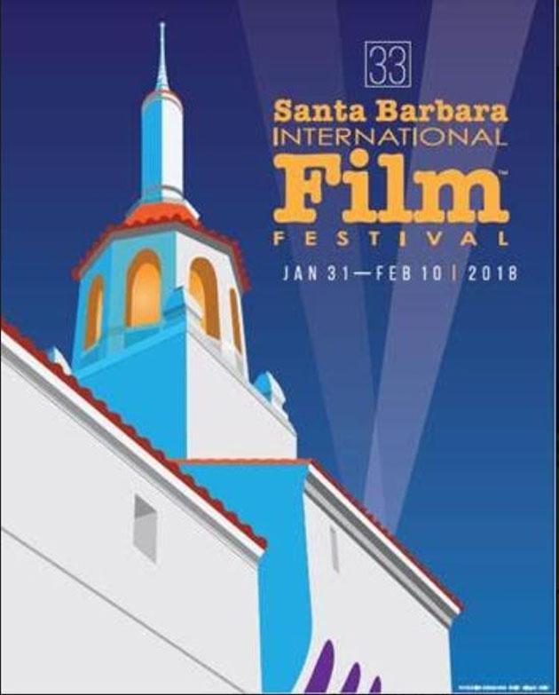 Santa Barbara Film Festival 2018 Poster