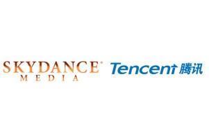 Skydance Media Tencent Logo
