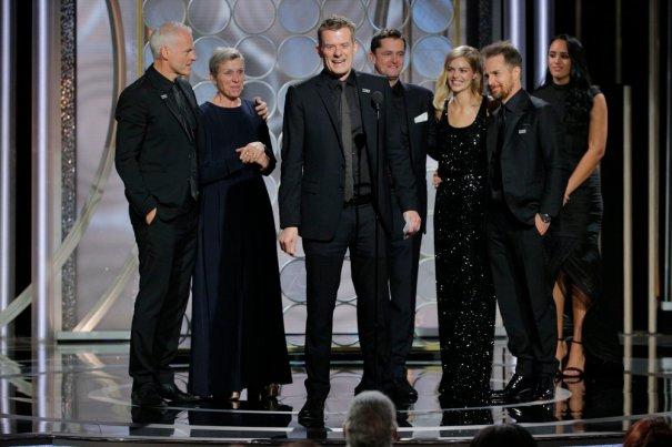 Three Billboards Golden Globes