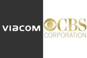 Viacom CBS Corp Logo