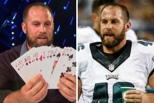 Jon Dorenbos America's Got Talent NFL
