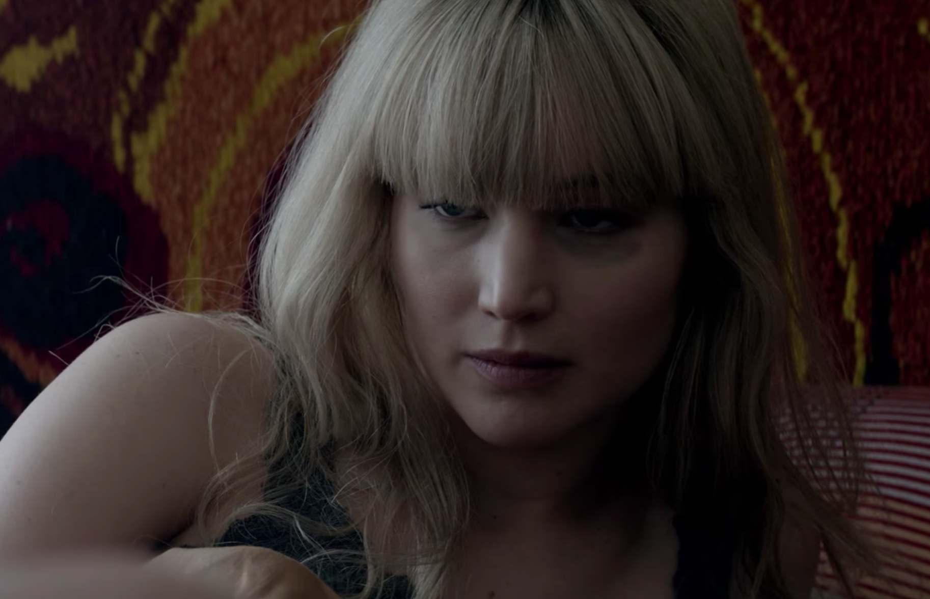 """WATCH] 'Red Sparrow' Trailer: Jennifer Lawrence Is """"Out Of Your League'"""" In  Super Bowl Spot – Deadline"""