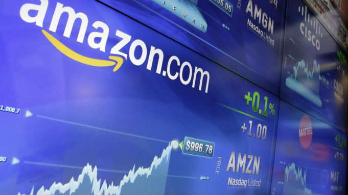 Why Amazon Stock isn't crashing with Jeff Bezos stepping down