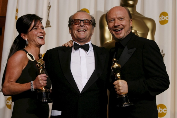 Cathy Schulman Crash Oscar