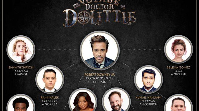 The Voyage Of Doctor Dolittle Sails To Mlk Weekend 2020 Deadline