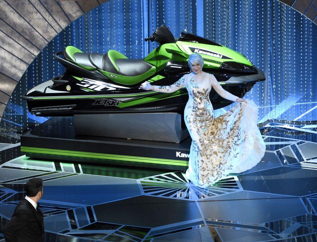 Oscars Jet Ski