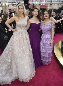 Ashley Judd Salma Hayek Mira Sorvino