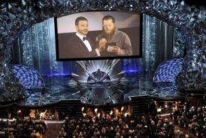 Oscars 2018 Stage