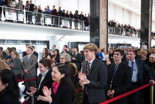 Rex Tillerson Farewell Speech State Department