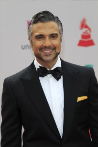 Mandatory Credit: Photo by NINA PROMMER/EPA-EFE/REX/Shutterstock (9226005ed) Jaime Camil 18th Annual Latin Grammy Awards - Arrivals, Las Vegas, USA - 16 Nov 2017 Jaime Camil arrives at the 18th Annual Latin Grammy Awards at the MGM Grand Garden Arena in Las Vegas, Nevada, USA, 16 November 2017. Latin Grammy Awards recognize artistic and/or technical achievement, not sales figures or chart positions, and the winners are determined by the votes of their peers-the qualified voting members of the academy.