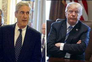 Robert Mueller Donald Trump