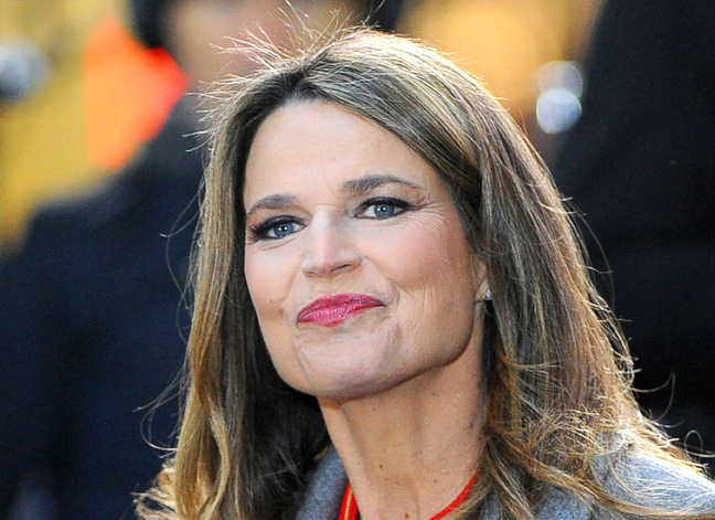 Savannah Guthrie Apologizes After Swearing Live On Tv Deadline