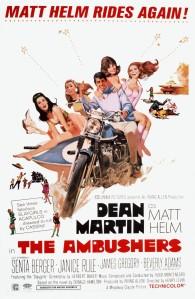 The Ambushers Movie 1967
