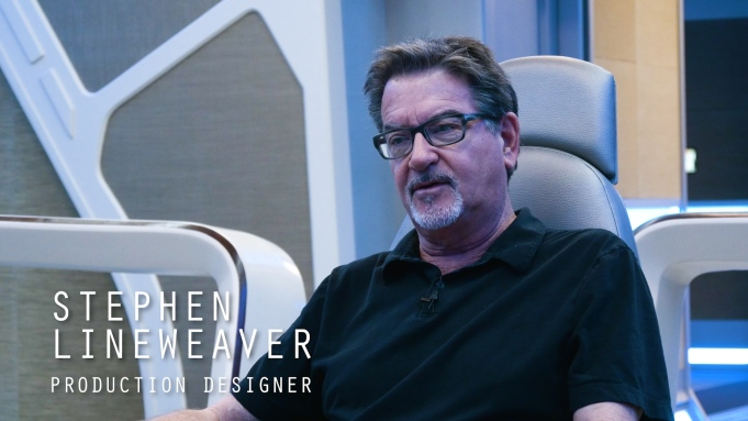 How 'The Orville's Production Designer Created